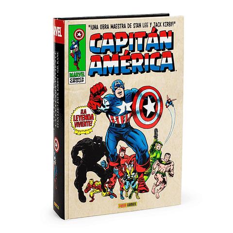 Omnigold Capitán América Tomo 1
