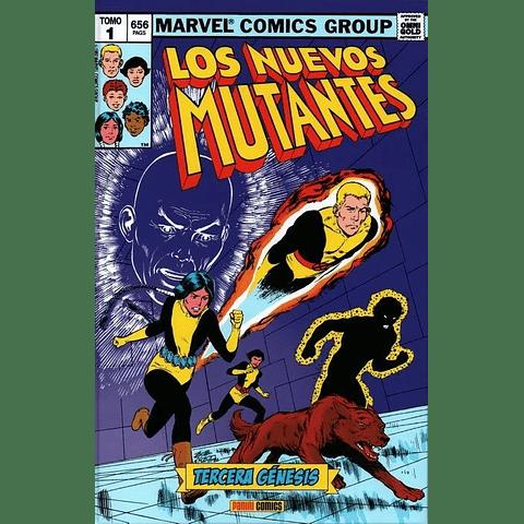 Omnigold Los Nuevos Mutantes Tomo 1