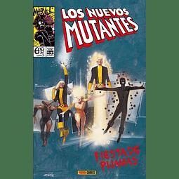 Omnigold Los Nuevos Mutantes Tomo 2