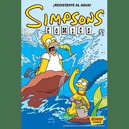 Los Simpsons Comics