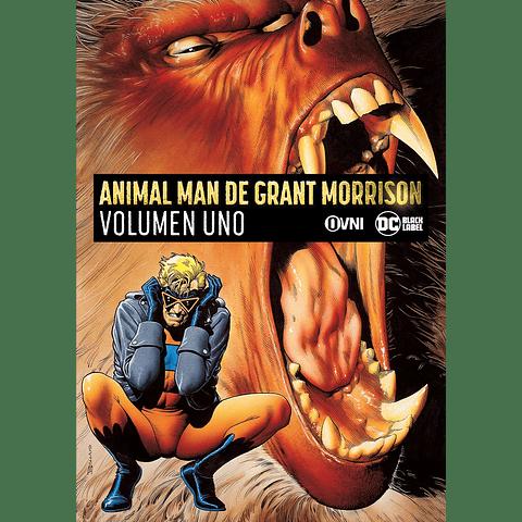 Animal Man de Grant Morrison