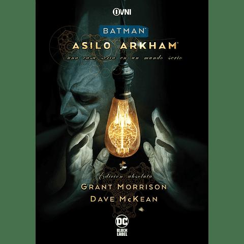 Batman Asilo Arkham Edición Absoluta