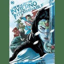 Liga de La Justicia Invierno Interminable