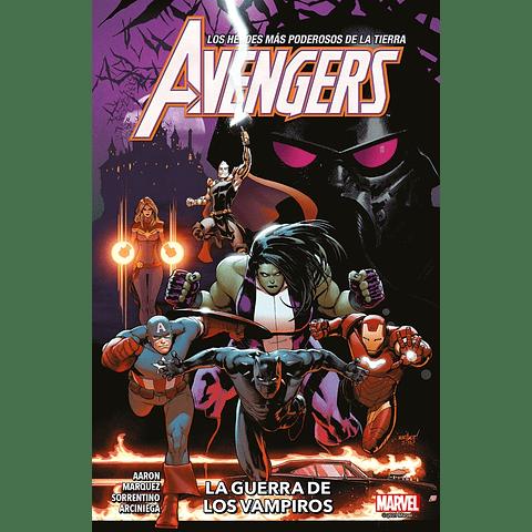 Avengers La Guerra de Los Vampiros