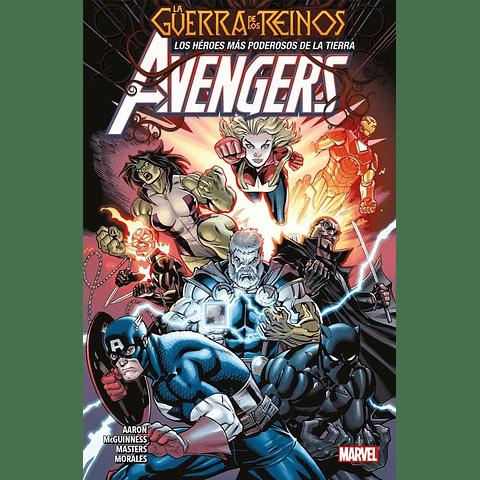 Avengers La Guerra de Los Reinos