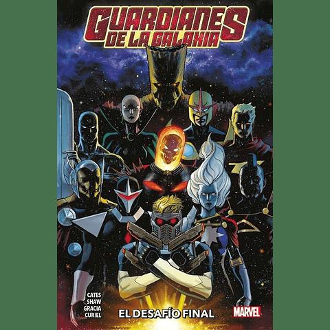 Guardianes de La Galaxia El Desafío Final