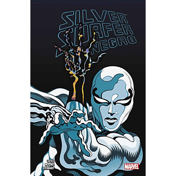 Silver Surfer Negro