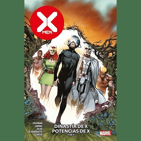 X-Men Dinastía De X Potencias De X