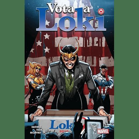 Vota Por Loki
