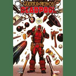 Deadpool La Guerra de Los Reinos