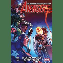 Avengers El Desafío de los Ghost Riders