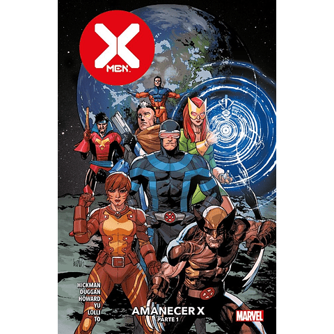 X-Men Amanecer X