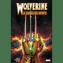 Wolverine La Guardia del Infinito