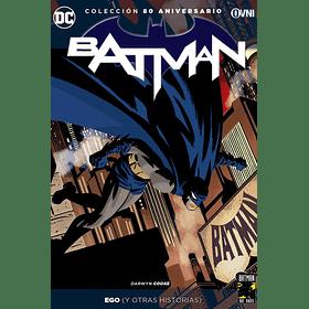 Colección 80 Aniversario Batman: Ego y Otras Historias