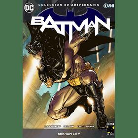 Colección 80 Aniversario Batman: Arkham City