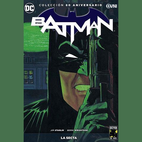 Colección 80 Aniversario Batman: La Secta