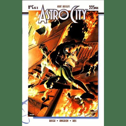 Astrocity: Vida En La Gran Ciudad (6 Grapas) Arco Completo
