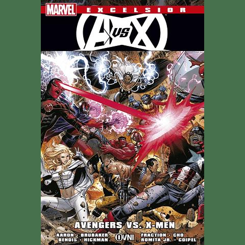 Avengers vs X-Men (Integral)