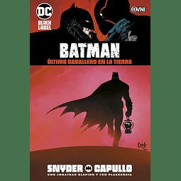 Batman: Último Caballero En La Tierra