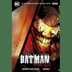 El Batman que Rie