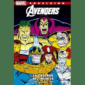 Avengers La Cruzada del Infinito
