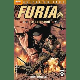 Colección 100% Marvel Furia Pacificador