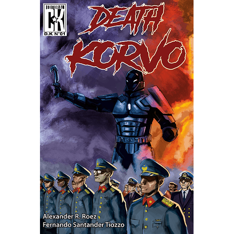Death Korvo N° 01