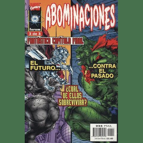 Abominaciones (3 Grapas) Arco Completo