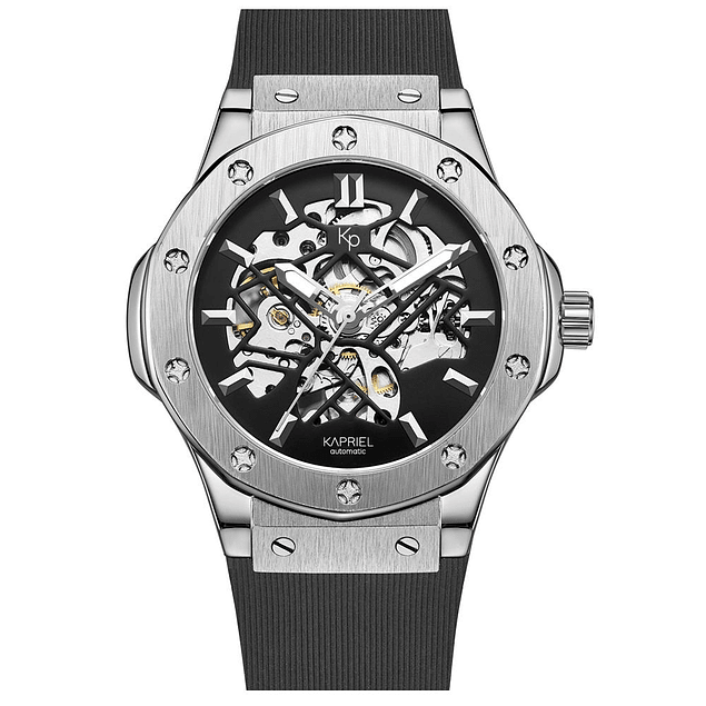 Reloj KAPRIEL Omega Automatic 21 Jewels Tourbillon