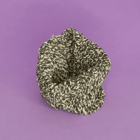 Cuellitos de lana