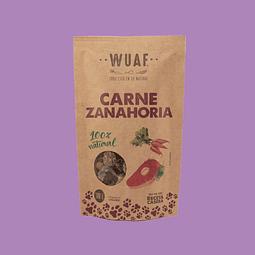 Snack Wuaf Carne Zanahoria 100gr