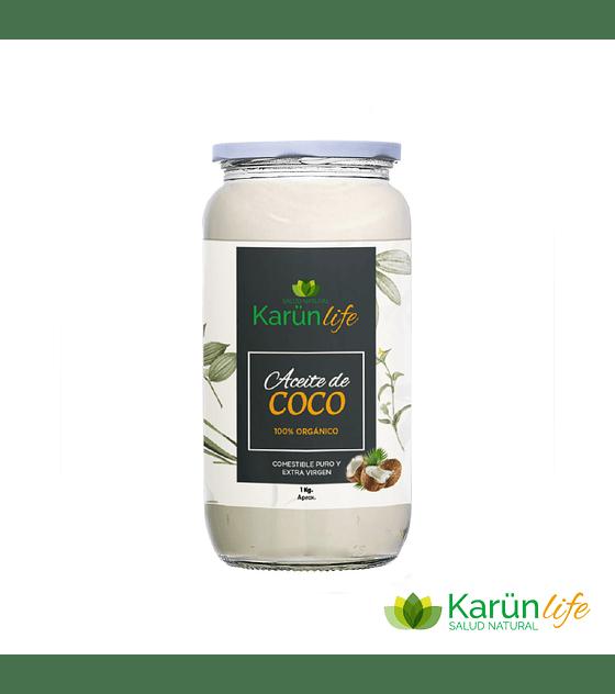 Aceite de Coco 1 Kilo Natural