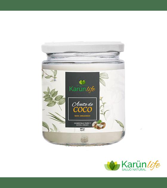 Aceite de Coco 480 Gramos Natural
