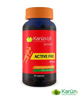 Active Fire  90 Cápsulas  500 Mg