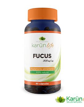 Fucus  90 Cápsulas  500 Mg Garden Life