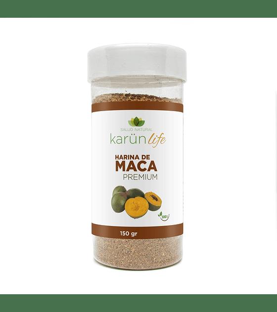 Harina de Maca en Polvo 150 gramos   Karun Life