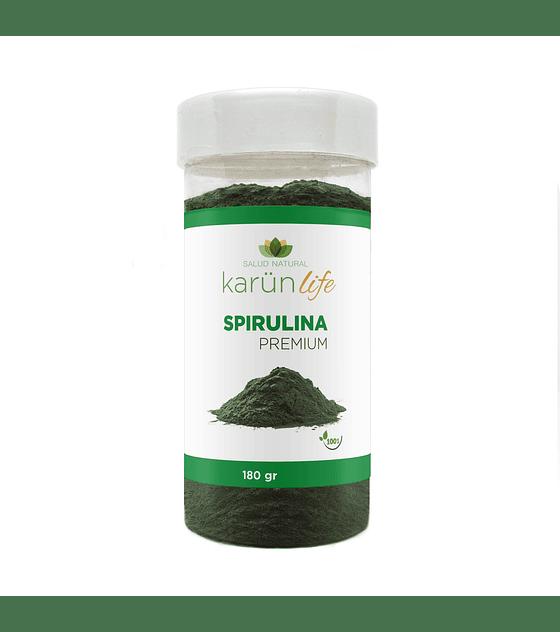Spirulina en Polvo 180 gramos | Karun Life