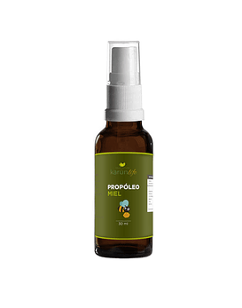 Propóleo Miel Spray sin alcohol 30 Ml