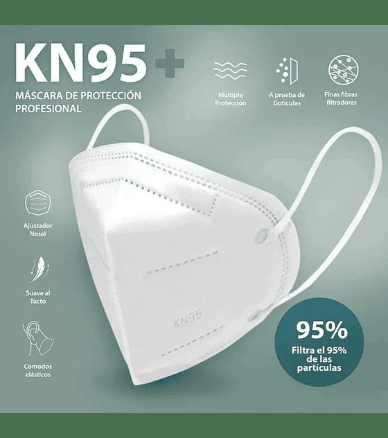 Mascarillas KN95 5 capas pack 10 unidades Certificadas