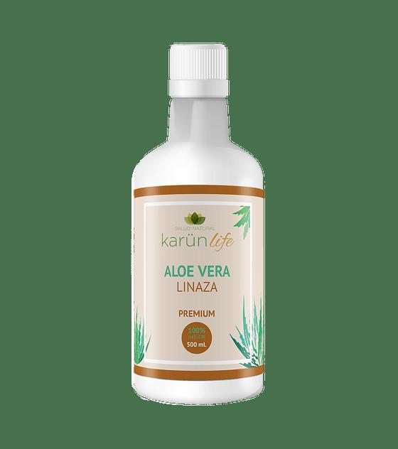 Aloe Vera Linaza 500 Ml