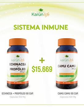 Pack sistema Inmune