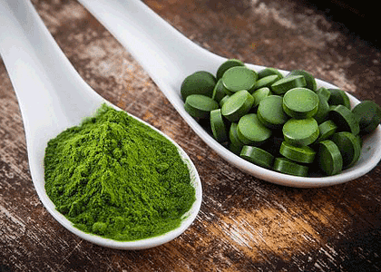 Spirulina, sus múltiples beneficios para la figura que buscas