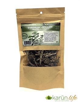 Hierba Tronjil Cuyano 25 Gramos Natural