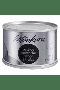 Pate de morillas sabor a trufas (Caja con 12 uds)
