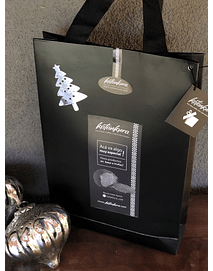 Pack Navidad 1 (Aceite de trufas negras 250 ml + Aceto balsamico trufado 250 ml + pate de morillas trufado)