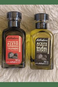 pack regalo 3 sabores trufados 50 ml