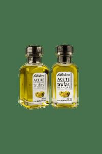 Aceite de oliva con aroma de trufas blancas, 50 ml, 1 unidad