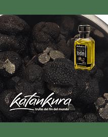 100 gr de Trufas para el Masterchef (100 gr trufas + 50 ml de aceite de trufas negras)