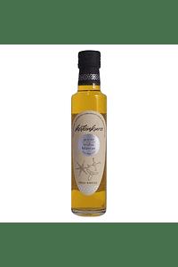 Aceite de oliva con aroma de trufas blancas (250 ml) + Reduccion de Aceto balsamico trufado (250 ml)