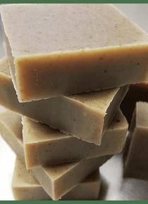 Jabón Natural Naranja, Vainilla & Chocolate